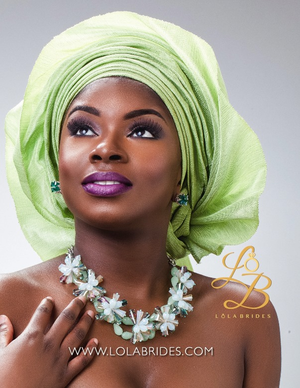 Lola Brides Shoot LoveweddingsNG8