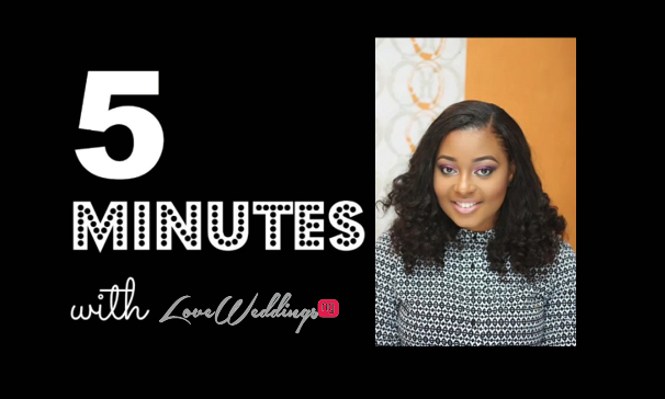 LoveweddingsNG 5 Minutes With Chioma Asidanya Topnotch Makeovers
