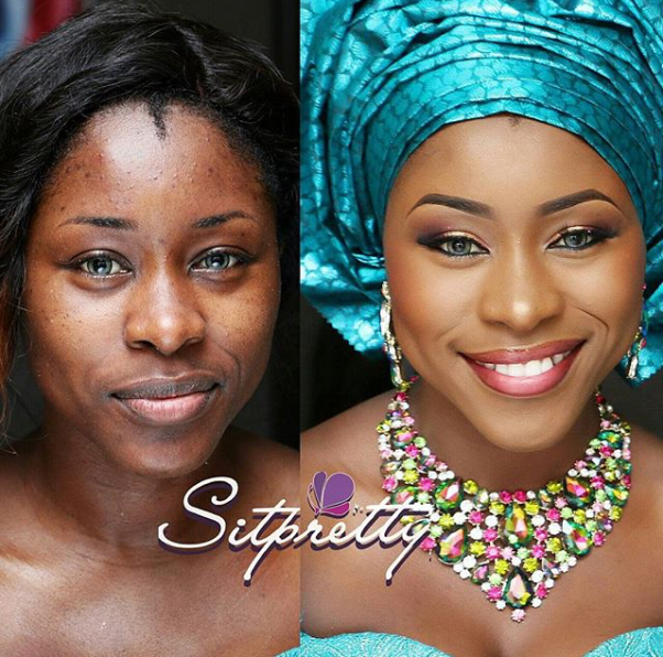 Makeup: SitPretty Makeup Maverick