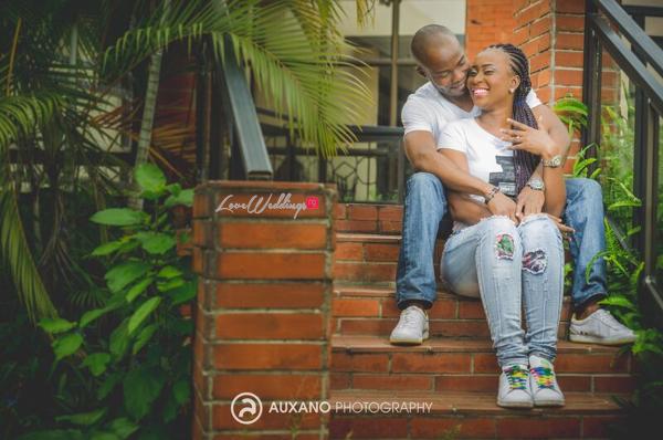 LoveweddingsNG Onomen & Ambrose Pre Wedding Auxano Photography2