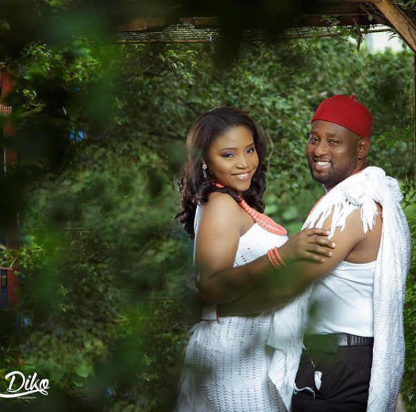 LoveweddingsNG Traditional Pre Wedding Shoot Diko Photography