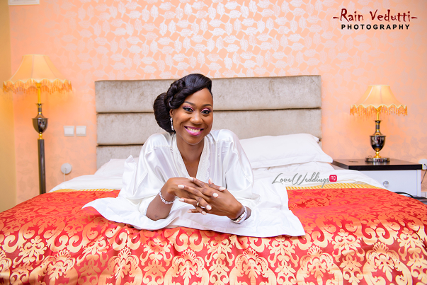 LoveweddingsNG Uche & Tochukwu Rain Vedutti Photography bride1
