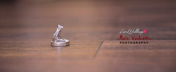 LoveweddingsNG Uche & Tochukwu Rain Vedutti Photography rings