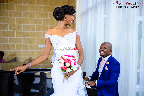 LoveweddingsNG Uche & Tochukwu Rain Vedutti Photography35