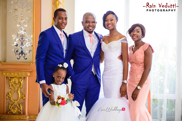 LoveweddingsNG Uche & Tochukwu Rain Vedutti Photography43