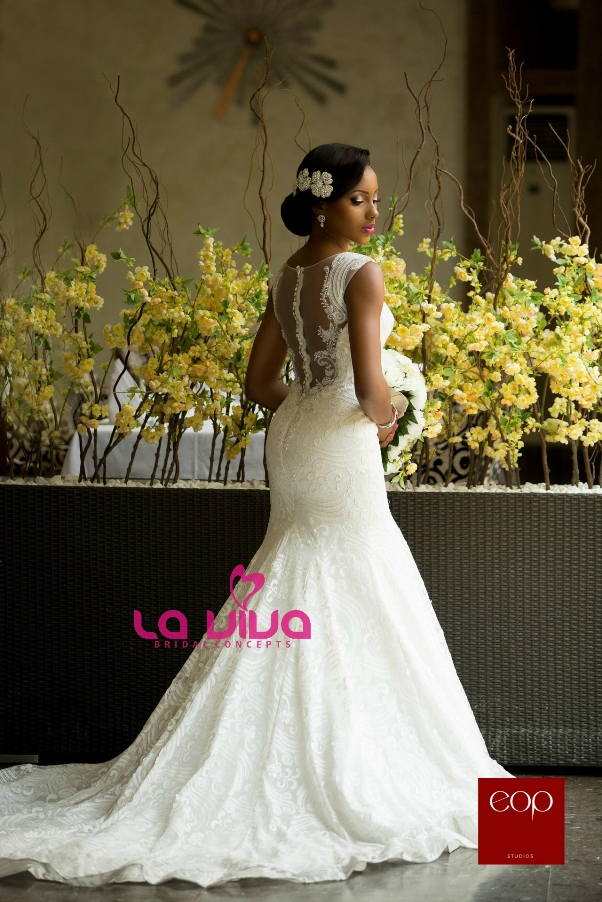 Nigerian Bridal Inspiration - La Viva Bridal Concepts LoveweddingsNG