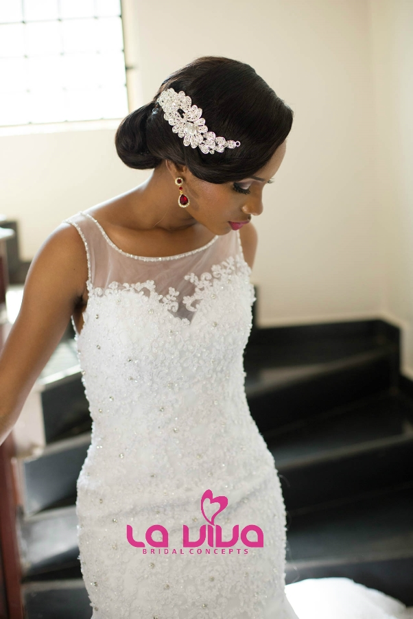 Nigerian Bridal Inspiration - La Viva Bridal Concepts LoveweddingsNG11