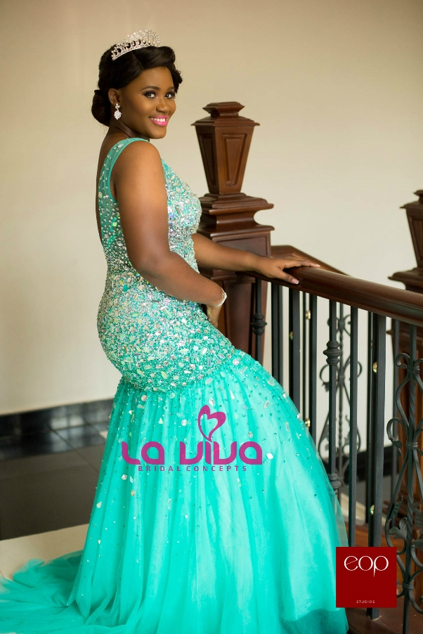 Nigerian Bridal Inspiration - La Viva Bridal Concepts LoveweddingsNG13