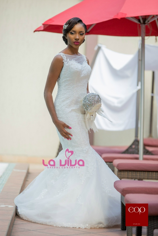 Nigerian Bridal Inspiration - La Viva Bridal Concepts LoveweddingsNG19