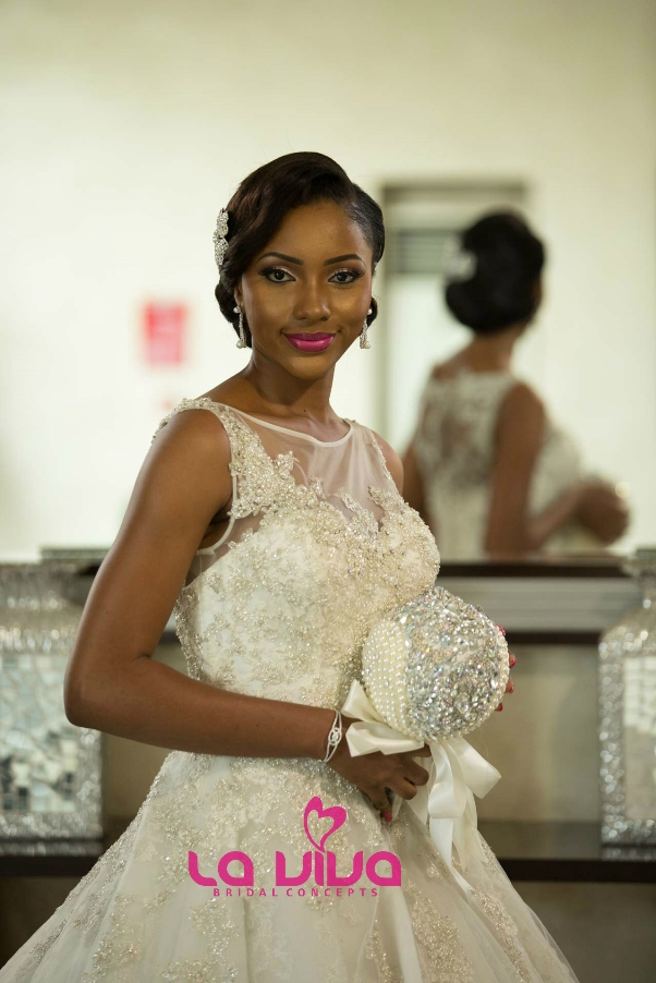 Nigerian Bridal Inspiration - La Viva Bridal Concepts LoveweddingsNG20
