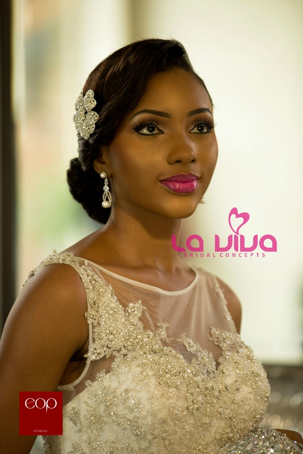 Nigerian Bridal Inspiration - La Viva Bridal Concepts LoveweddingsNG3