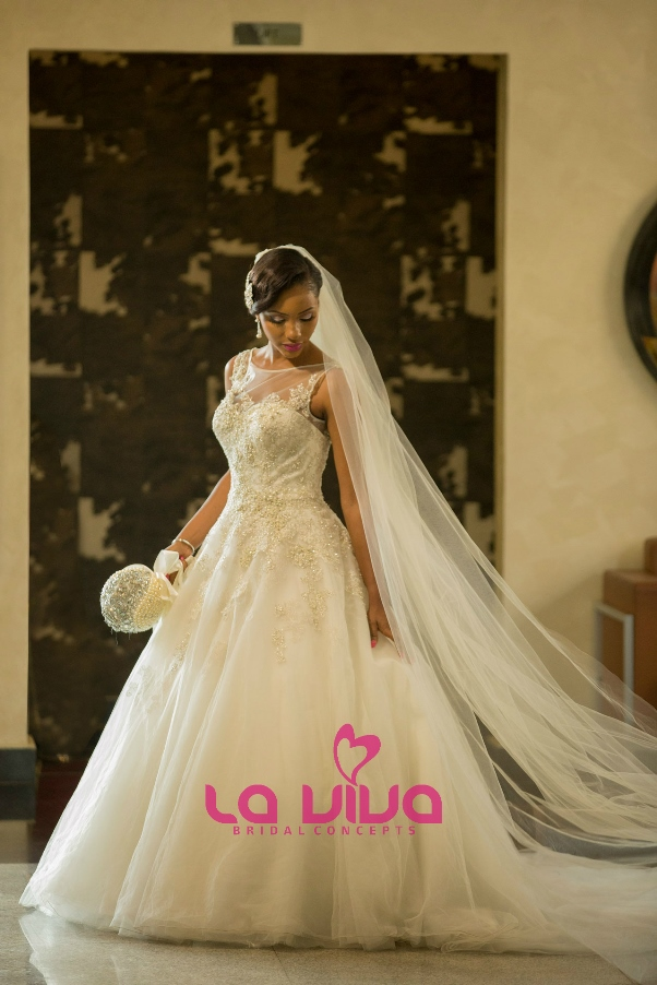 Nigerian Bridal Inspiration - La Viva Bridal Concepts LoveweddingsNG5