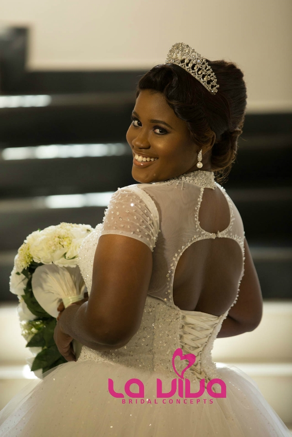 Nigerian Bridal Inspiration - La Viva Bridal Concepts LoveweddingsNG7