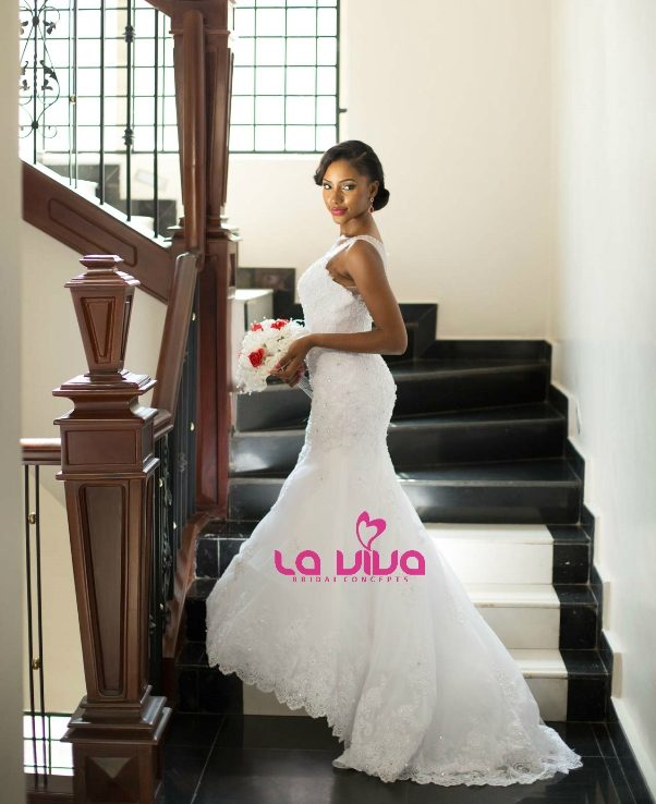 Nigerian Bridal Inspiration - La Viva Bridal Concepts LoveweddingsNG8