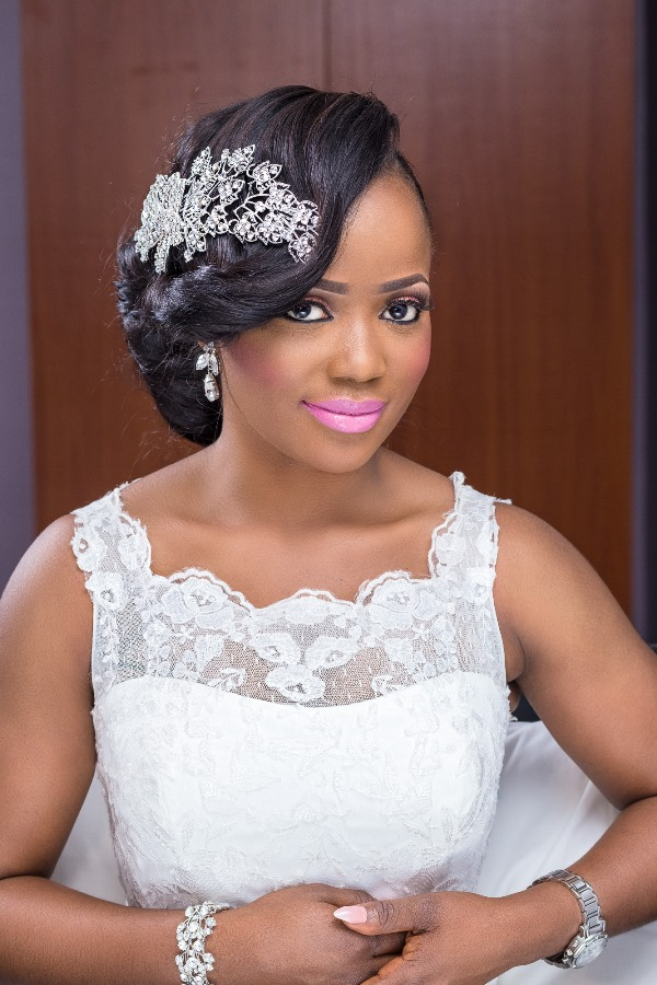 Nigerian Bridal Inspiration - Yes I Do Bridal Shoot LoveweddingsNG23