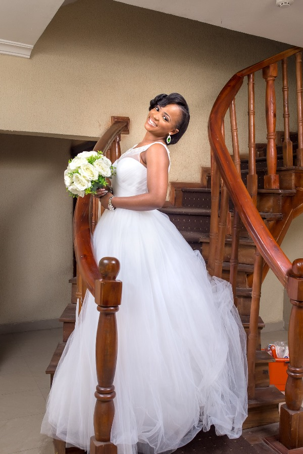 Nigerian Bridal Inspiration - Yes I Do Bridal Shoot LoveweddingsNG24