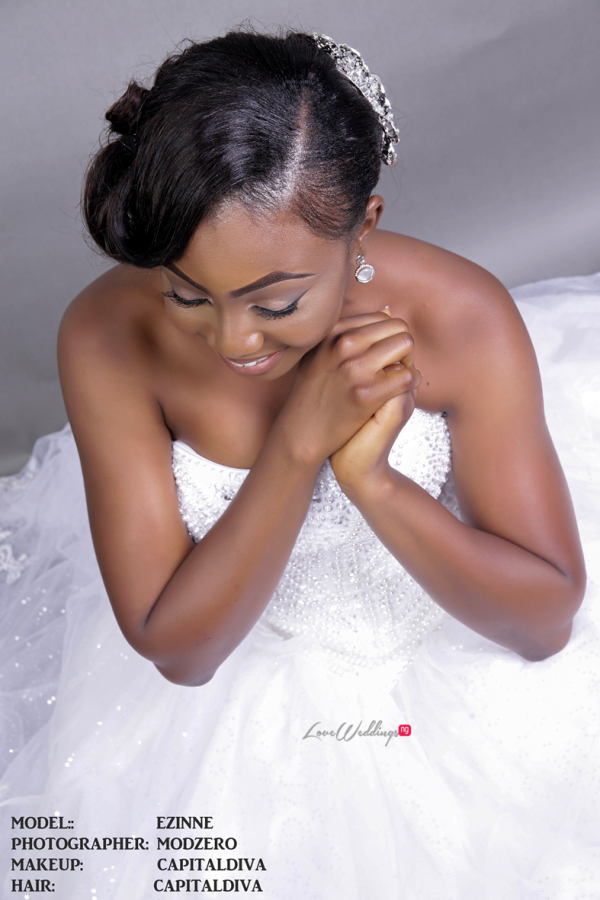 Nigerian Bridal Shoot - Modzero CapitalDiva LoveweddingsNG