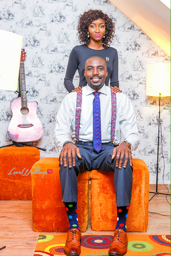 Nigerian Engagement Shoot - Joan & Lanre LoveweddingsNG2
