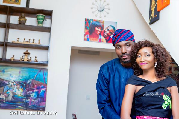 Nigerian Engagement Shoot - Joan & Lanre LoveweddingsNG6