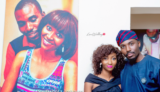 Nigerian Engagement Shoot - Joan & Lanre LoveweddingsNG8