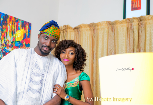 Nigerian Engagement Shoot - Joan & Lanre LoveweddingsNG9