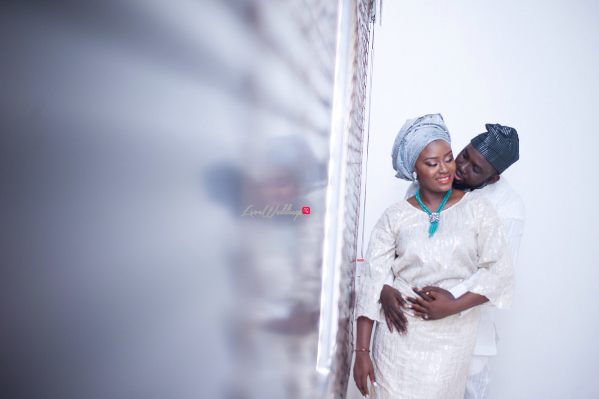Nigerian Engagement Shoot - Joan and Lanre LoveweddingsNG Picture Mix Photography10