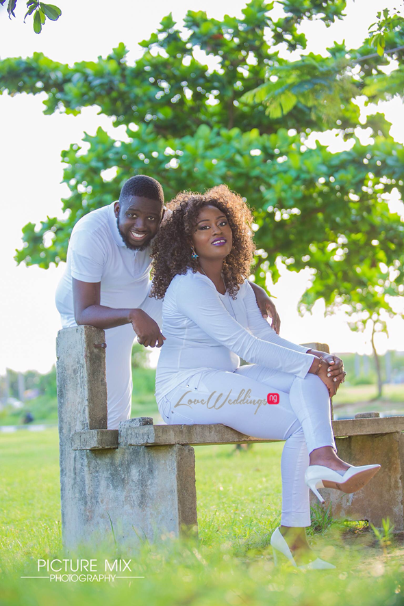 Nigerian Engagement Shoot - Joan and Lanre LoveweddingsNG Picture Mix Photography3