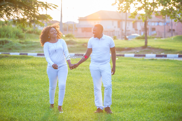 Nigerian Engagement Shoot - Joan and Lanre LoveweddingsNG Picture Mix Photography9