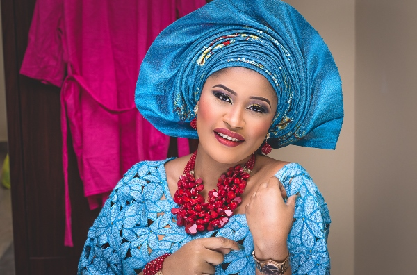 Nigerian Makeup Artist - Topnotch Makeovers LoveweddingsNG2