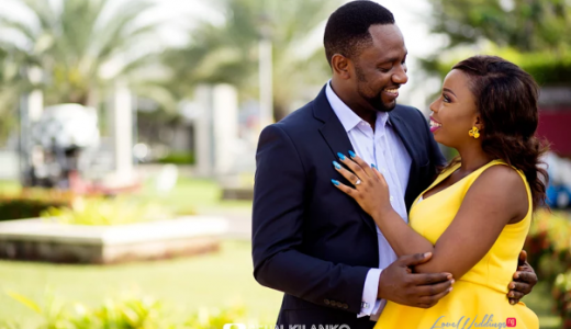 Nigerian Pre Wedding Shoot - Sope and Dotun LoveweddingsNG Seun Kilanko Studios3