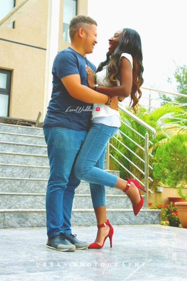 Nigerian Pre Wedding Shoot - Temitope and Pablo LoveweddingsNG4