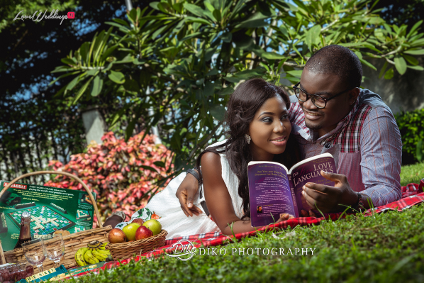 Nigerian Pre wedding Shoot - Olubusola and Oriyomi LoveweddingsNG Diko Photography1