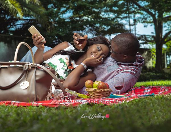 Nigerian Pre wedding Shoot - Olubusola and Oriyomi LoveweddingsNG Diko Photography4