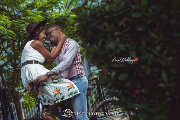 Nigerian Pre wedding Shoot - Olubusola and Oriyomi LoveweddingsNG Diko Photography5