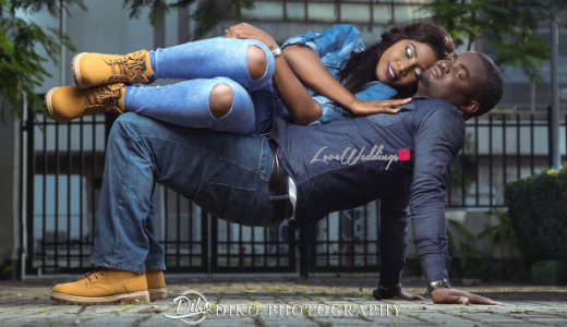 Nigerian Pre wedding Shoot - Olubusola and Oriyomi LoveweddingsNG Diko Photography6