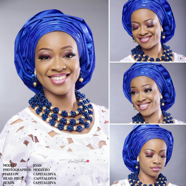Nigerian Traditional Bridal Shoot - Modzero CapitalDiva LoveweddingsNG