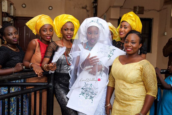 Nigerian Traditional Wedding - Temitope and Pablo LoveweddingsNG17