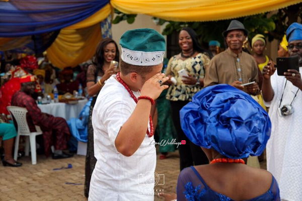 Nigerian Traditional Wedding - Temitope and Pablo LoveweddingsNG19