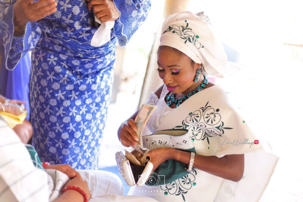Nigerian Traditional Wedding - Temitope and Pablo LoveweddingsNG6