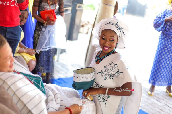 Nigerian Traditional Wedding - Temitope and Pablo LoveweddingsNG8