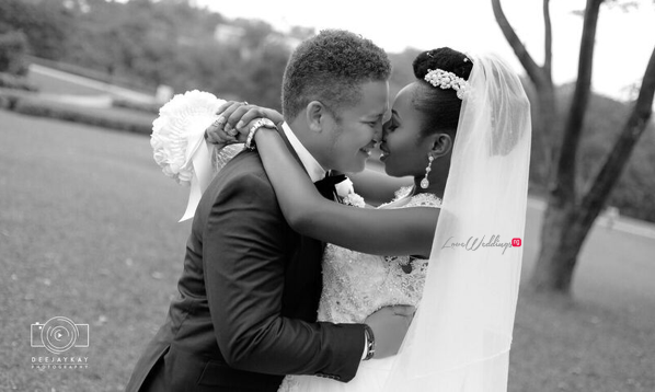 Nigerian White Wedding - Temitope and Pablo LoveweddingsNG10