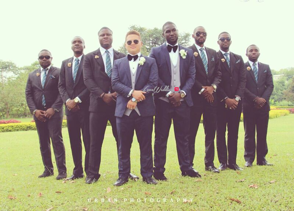 Nigerian White Wedding - Temitope and Pablo LoveweddingsNG3
