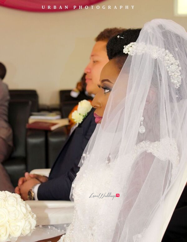 Nigerian White Wedding - Temitope and Pablo LoveweddingsNG5