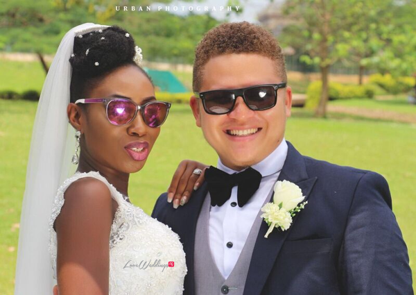Nigerian White Wedding - Temitope and Pablo LoveweddingsNG6
