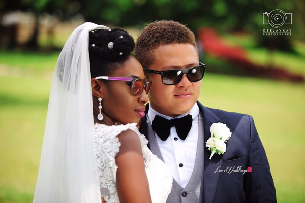 Nigerian White Wedding - Temitope and Pablo LoveweddingsNG9