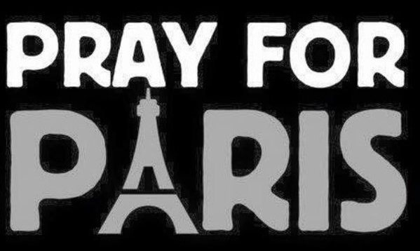 Pray for Paris LoveweddingsNG