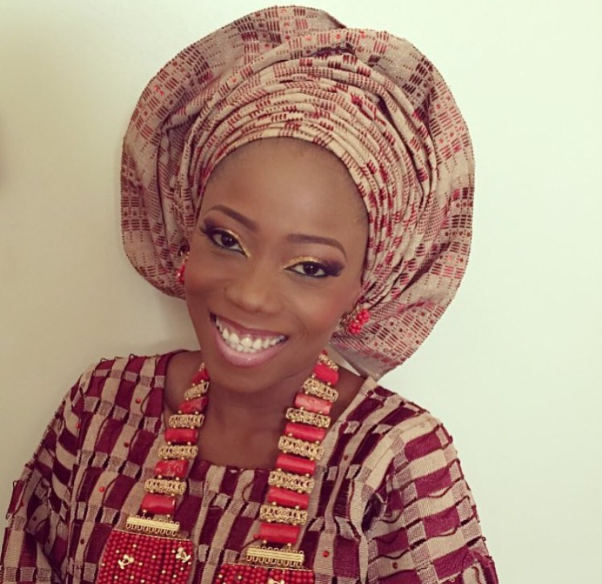 Tosyn Bucknor and Boyer Aurelien Traditional Wedding LoveweddingsNG
