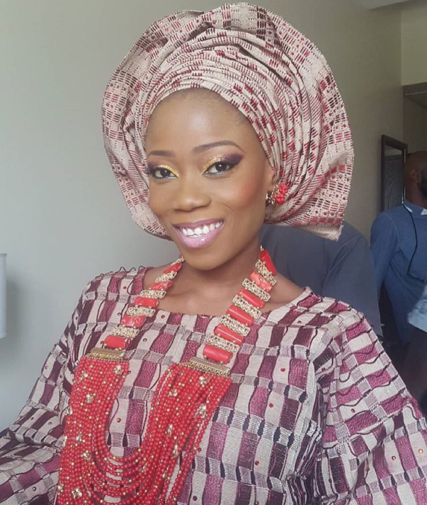 Tosyn Bucknor and Boyer Aurelien Traditional Wedding LoveweddingsNG1