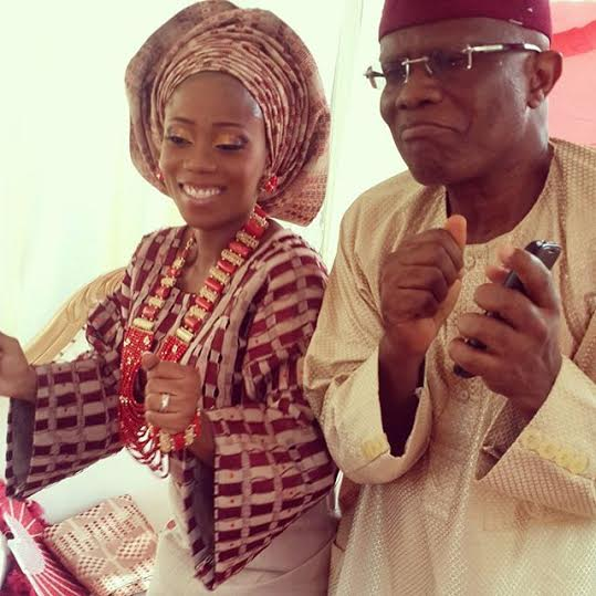 Tosyn Bucknor and Boyer Aurelien Traditional Wedding LoveweddingsNG6