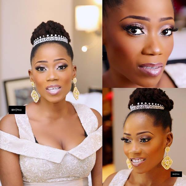Tosyn Bucknor and Boyer Aurelien White Wedding LoveweddingsNG 1